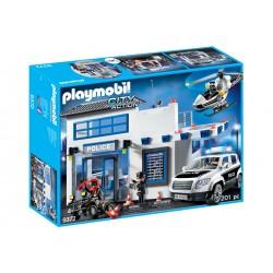 Sectie de politie - Playmobil
