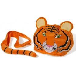 Set accesorii deghizare Tigru