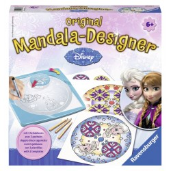 Set de creatie - Mandala 2 in 1 Frozen