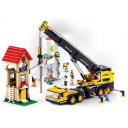 Sluban Town Construction