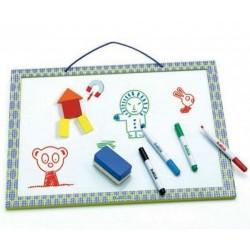 Tabla magnetica Djeco
