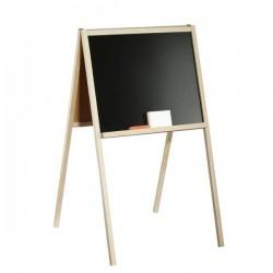 Tablita de lemn 2 fete cu suport