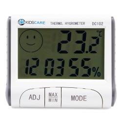 Termometru si higrometru KidsCare DC102