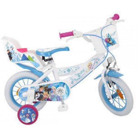 Bicicleta copii 14 inch Frozen - Toimsa