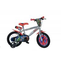 Bicicleta copii 14 inch Avengers Dino Bikes 414AV