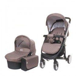 Carucior 2 in 1 Atomic 4Baby Brown