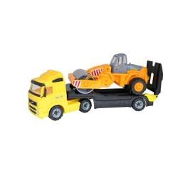 Trailer Powertruck cu cilindru asfalt - Wader