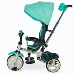Tricicleta Coccolle Urbio pliabila - Verde