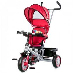 Tricicleta cu copertina si sezut reversibil Chipolino Twister Red