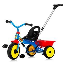 Tricicleta cu maner Bamse Nordic Hoj