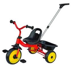 Tricicleta cu maner red Nordic Hoj