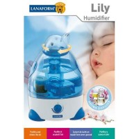 Umidificator de camera Lily Lanaform