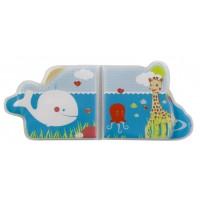 Carte pentru baie in cutie cadou - Vulli