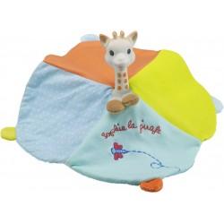 Jucarie dentitie Girafa Sophie Soft Rubber - Vulli