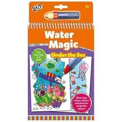 Water Magic Carte de colorat - Lumea acvatica