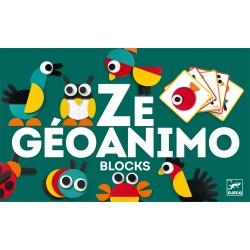 Joc creativ - Ze Geoanimo Djeco